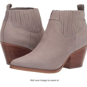 SALE!! Franco Sarto Lasso Ankle Boot